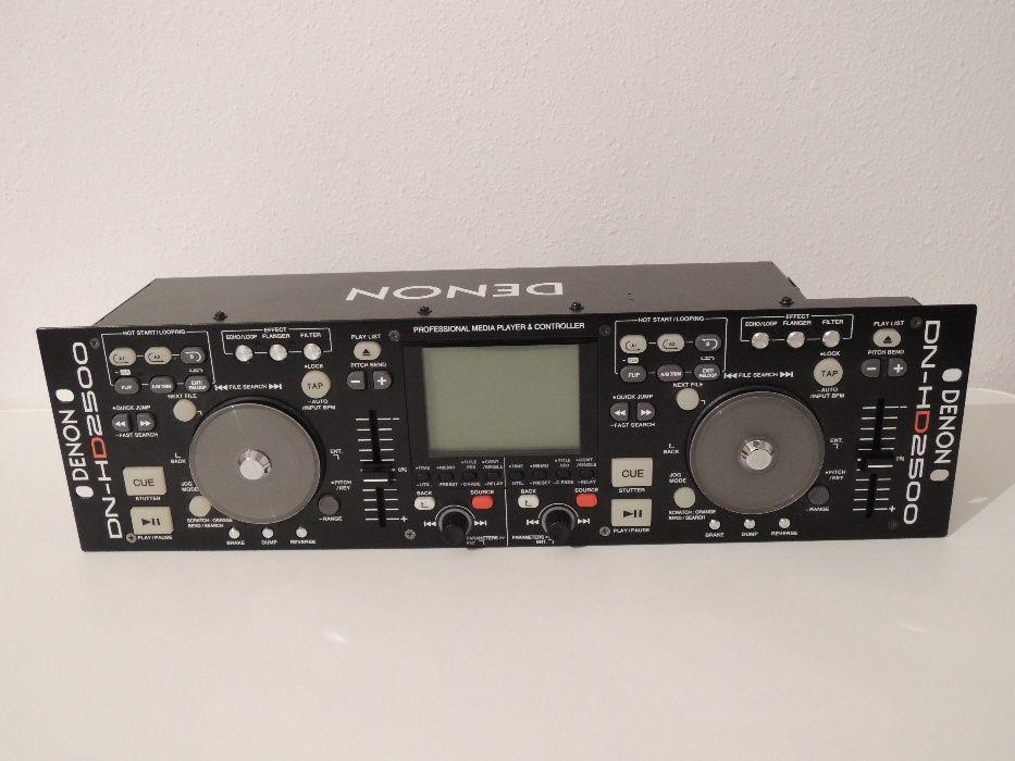 Vand / Schimb Media player pt DJ Denon HD2500 (cu hard disk)