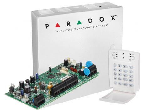 Sistem efractie Paradox + instalare