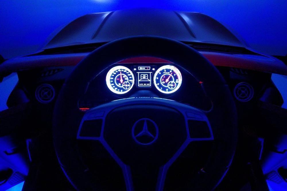 Акумулаторна кола Mercedes Benz CLA45 AMG гр. София - image 10