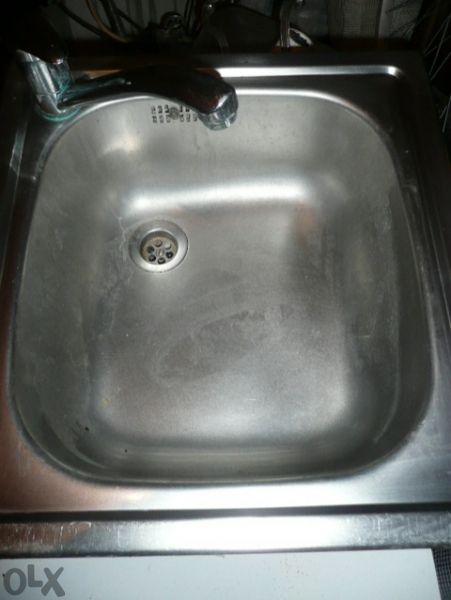хром никелови мивки