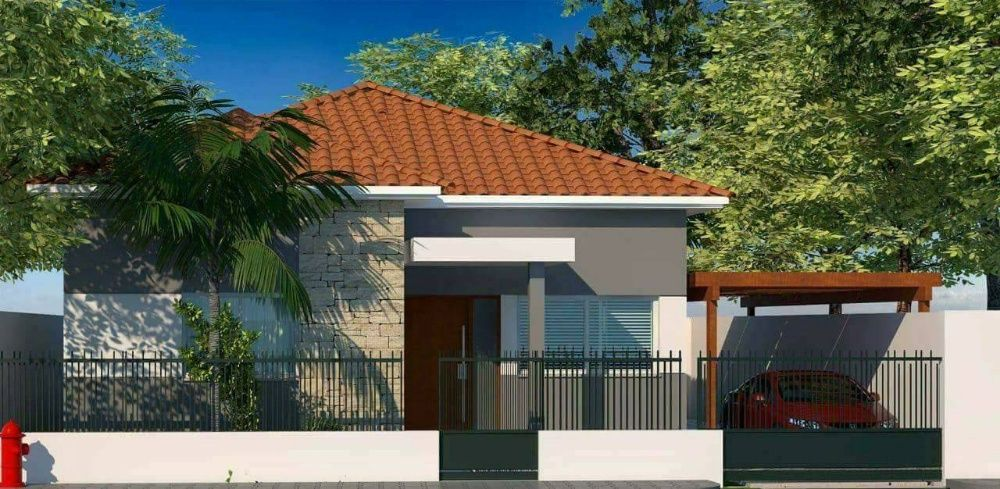 Vende-se essa casa no Benfica