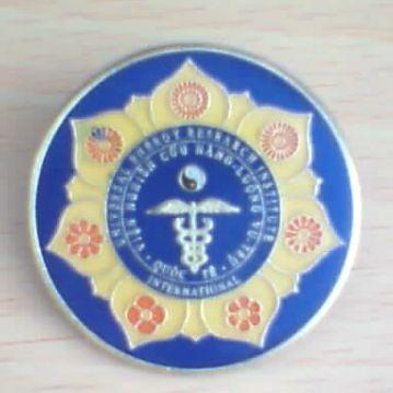 ЗНАЧКА - много рядка значка - Vietnam Badge UNIVERSAL ENERGY RESEARCH