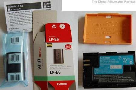 Батареи на Кэнон Никон Самсунг Панасоник серии LP-E EN-EL BP FH DMW