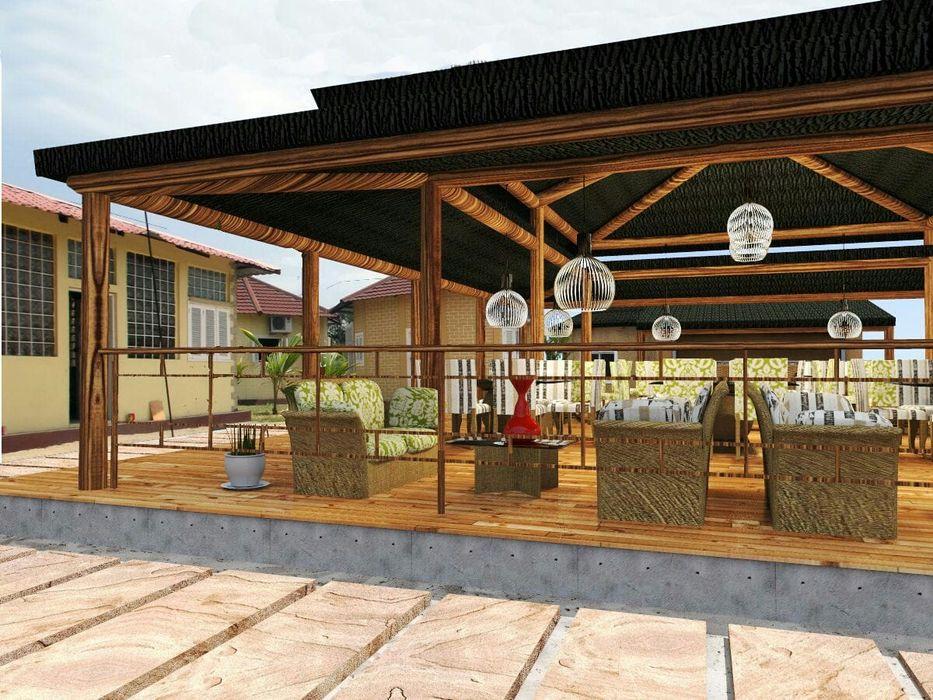 Resort na ilha do mussulo