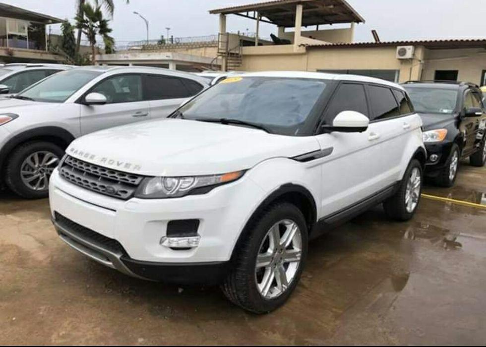 Rang Rover