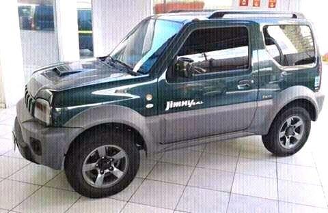 Promoção de Suzuki Jimny 0klm
