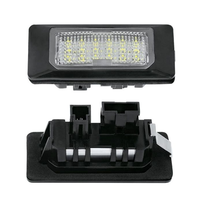 Set lampi numar Led pt VW Sharan II ,Touareg II ,Touran Facelift, 2buc