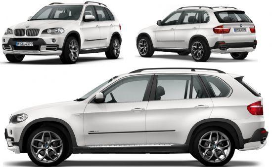 Тунинг за BMW X5 Е70