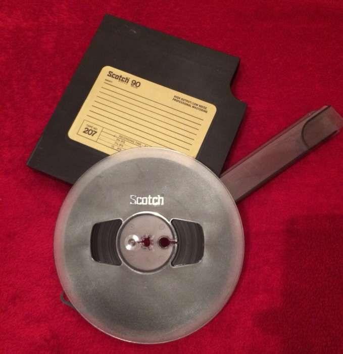 Benzi magnetofon Scotch 18 cm