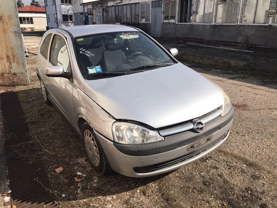 Опел Корса / Opel Corsa C 1.0i 58hp - НА ЧАСТИ