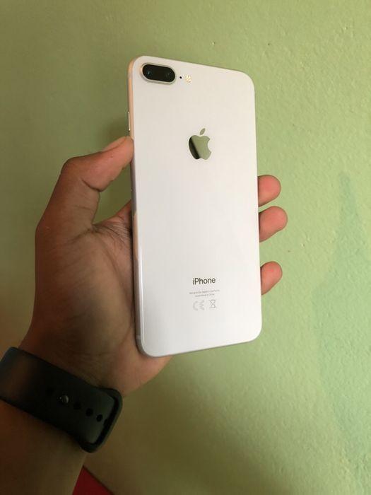 IPhone 8 Plus 64GB Branco novo com carregador