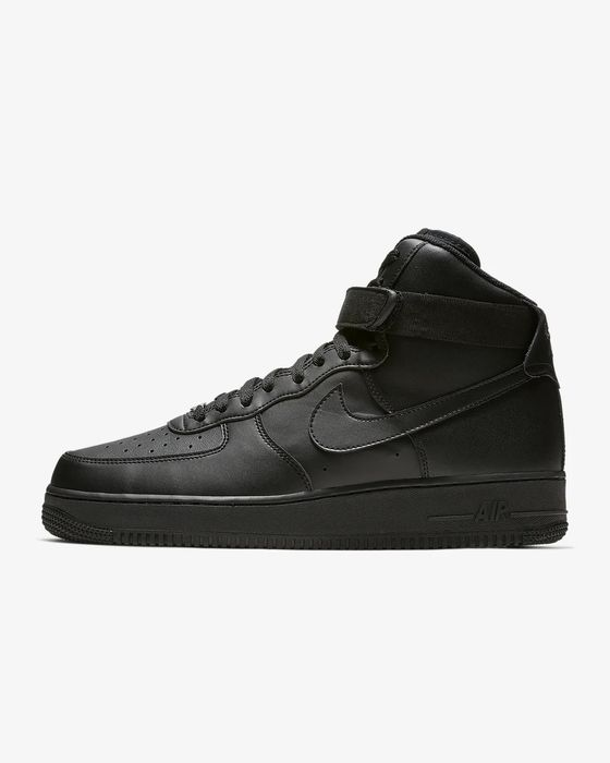 Airforce full black