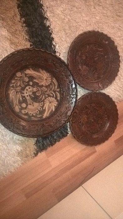 farfuri artizanat korund