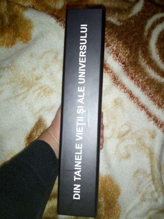Din Tainele Vietii Si Ale Universului Scarlat Demetrescu Ebook