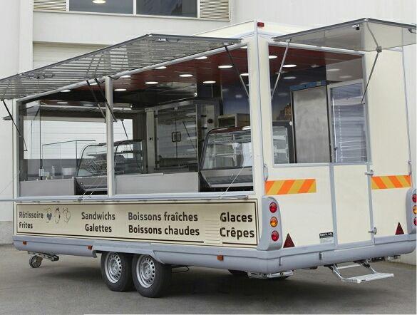 Vebdo Roullote equipada já disponível