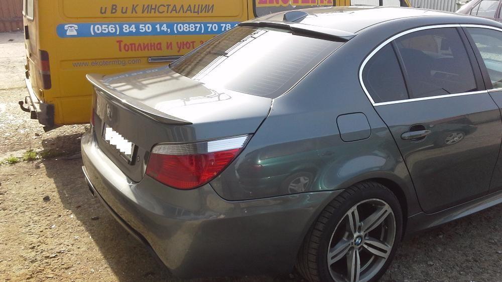 Спойлер за задно стъкло BMW E60 AC Schnitzer