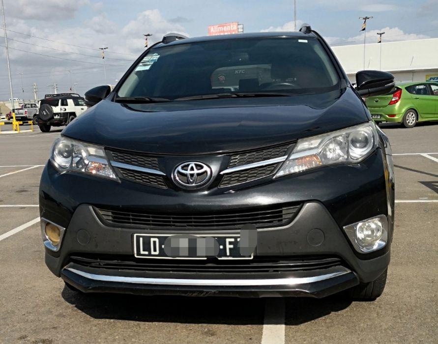 Toyota Rav4 automático