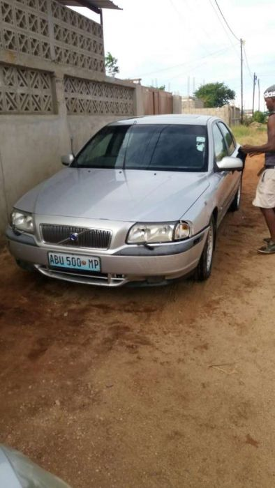 Vendo material pa Volvo s80...P_csm