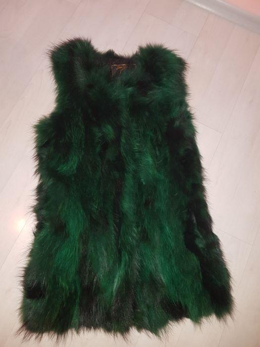 Елек естествен косъм - Миеща мечка