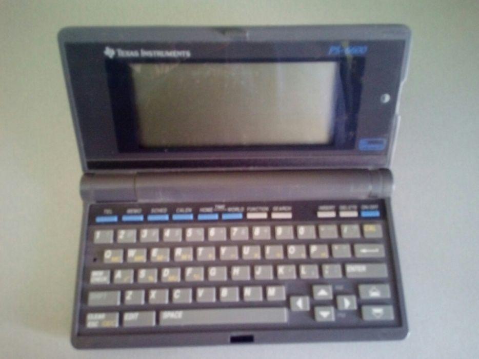 Джобен органайзер PS-6600 - Texas Instruments Organizer