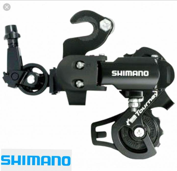 Schimbator 6/7 pinioane (viteze) SHIMANO TOURNEY RD-FT35 + BONUS - NOU
