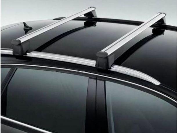AUDI Q5 оригинален багажник напречни греди рейки релси