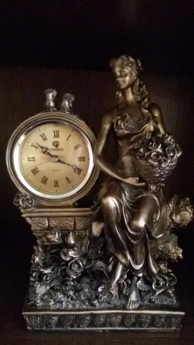 СРОЧНО Продам часы каминные сувенирные.