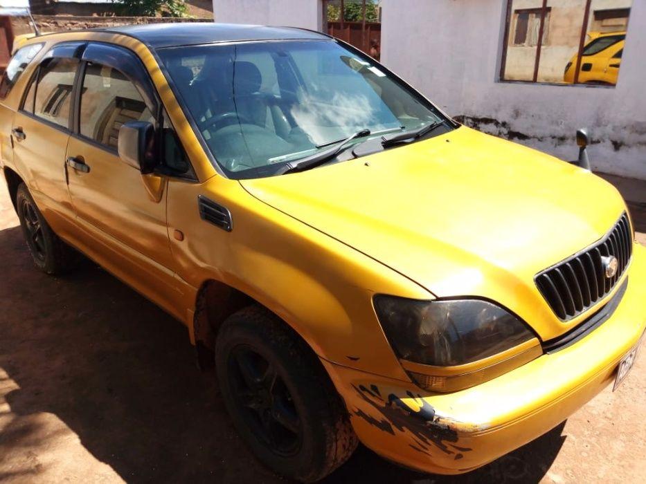 Vendo toyota harrier Maputo - imagem 1