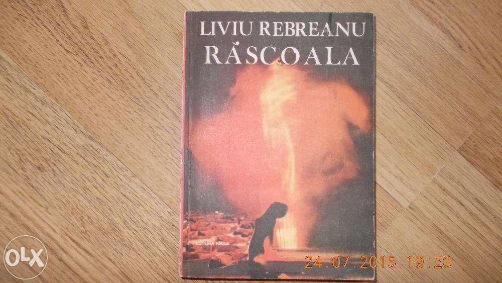 Rascoala de Liviu Rebreanu