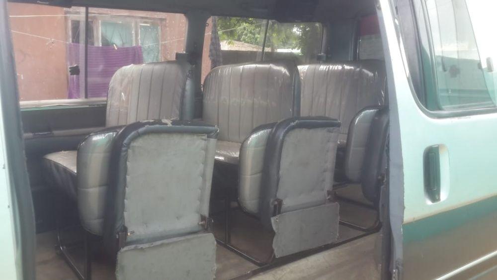 Mini bus Maputo - imagem 3