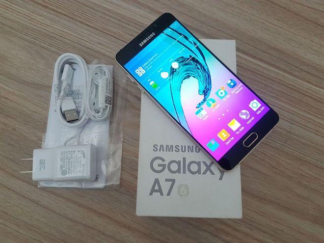 Samsung Galaxy A7 disponível