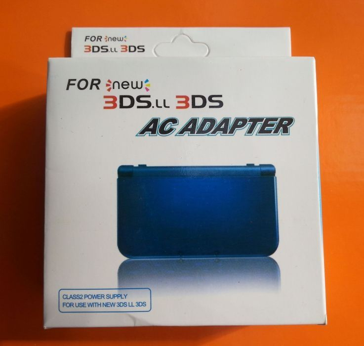 Адаптори за Nintendo DS/DS Lite/DSi/DSi XL/3 DS/2 DS/GameBoySP/Micro