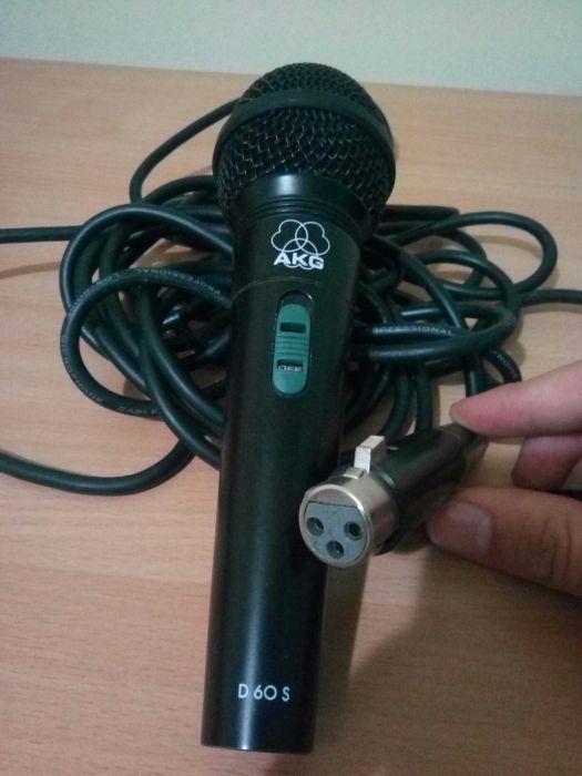 Microfon AGK D60S