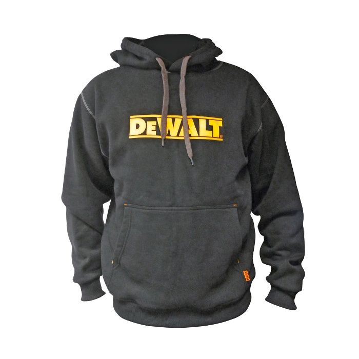 Суичър DEWALT Hooded Black M