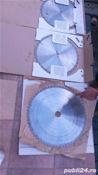 Disc taiat lemn - d=450 / 520