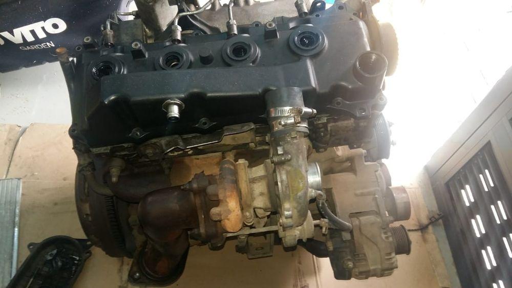 Despacho o meu motor da Hilux