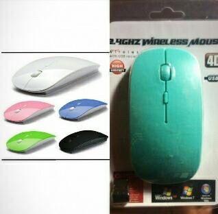 Promoção do mouse ultrathin