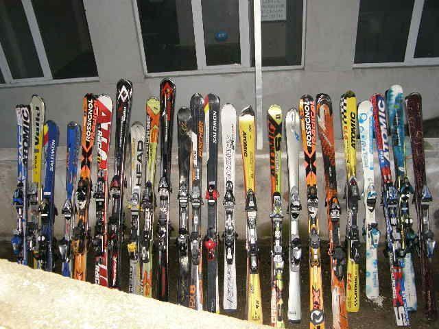 Карвинг ски
