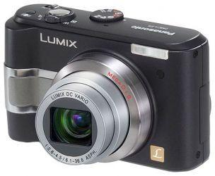 фотоаппарат panasonic lumix lz5