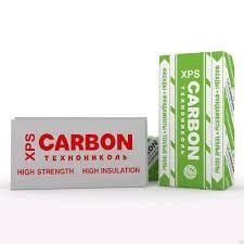 Утеплитель Пеноплекс, CARBON, карбон. Изобокс