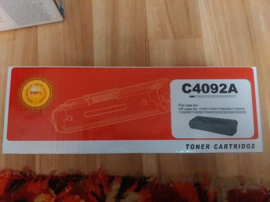 картридж C4092A (совместимый с Canon LBP-800, LBP-1120)