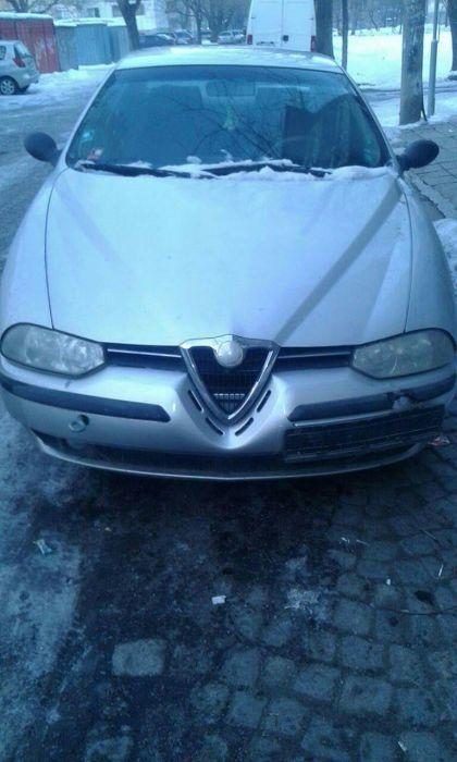 Alfa Romeo 156 2.4 jtd, 136 к.с.
