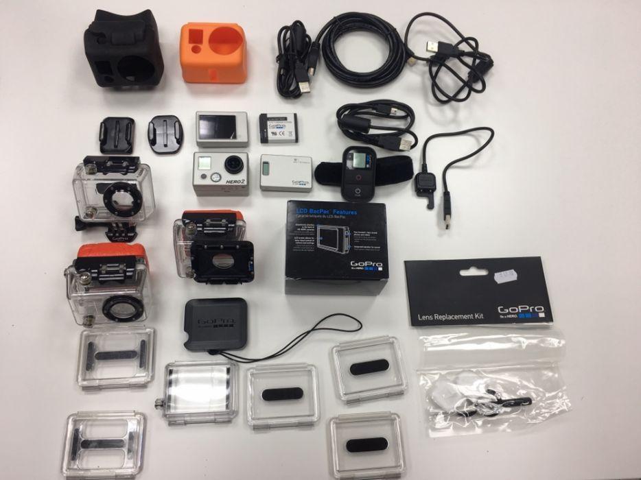Action camera GoPro HERO 2