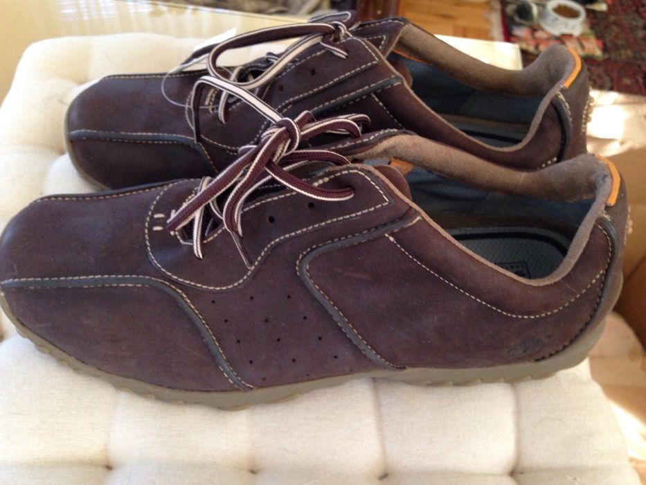 Продавам нови кожени обувки Timberland внос от САЩ