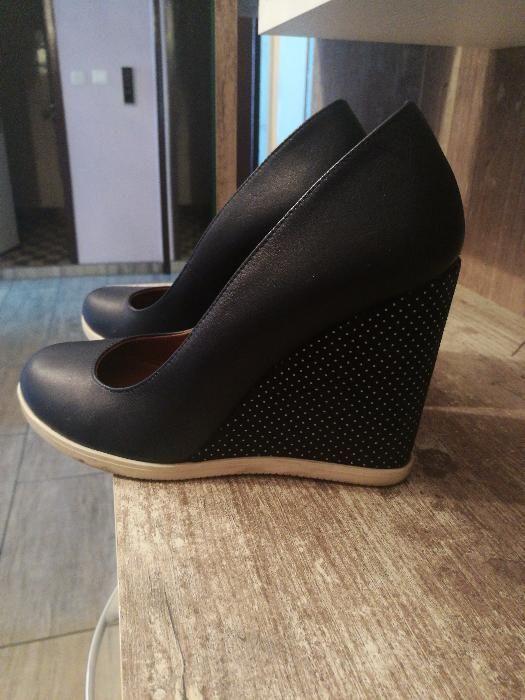 Ест.кожа елегантни обувки