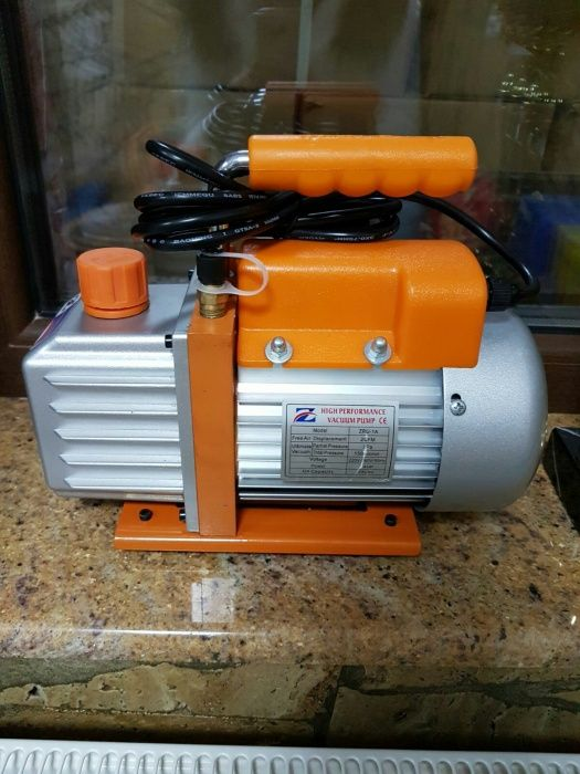 pompa vacuum vid instalatii frigorifice si aer conditionat nou sigilat