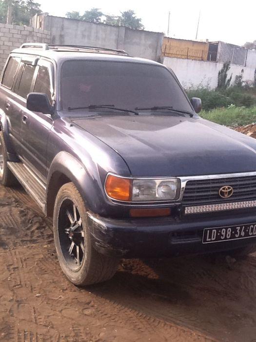 Toyota Land Cruiser 1 modelo