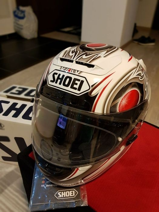 Casca Moto Shoei X-Spirit Tamada TC-6 Originala Marime L