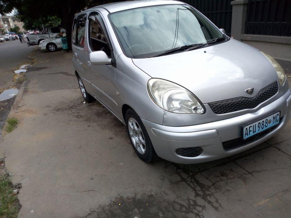 Toyota Fan cargo