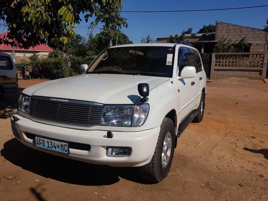 Toyota | Land Cruiser | 2002 | Automático | Gasolina | 4.7cc | 4×4